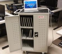 School Chromebook Carts